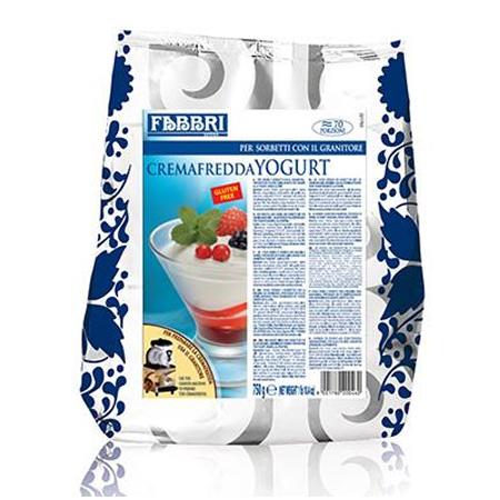Crema Fredda Yogurt