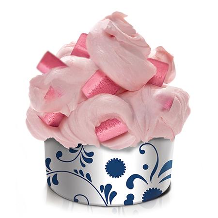 Guma balonowa różowa